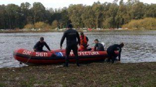 El hecho se produjo en la Laguna de los Padres, a 15 kilómetros de la ciudad de Mar del Plata.