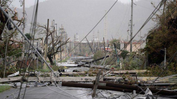 En Puerto Rico empeoran las condiciones de vida luego del paso de María