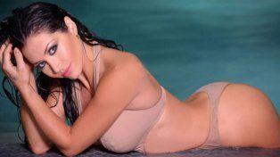 Después de años de búsqueda, Adabel Guerrero está embarazada de tres meses