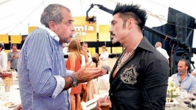 Ricardo Fort se le apareció a Rial en las redes sociales y el periodista no pudo dormir