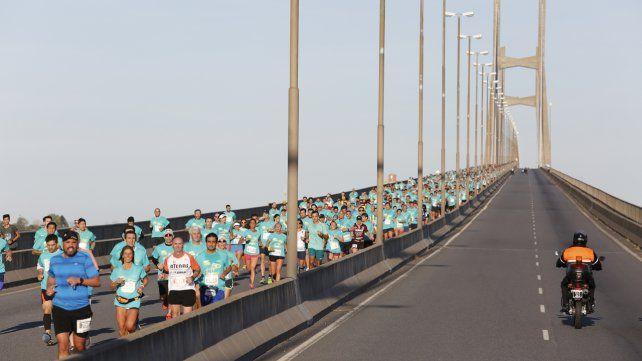 Maratón Puente Rosario - Victoria 2017