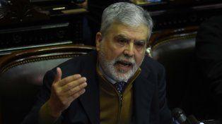 Para el fiscal Moldes, hay elementos para insistir con un desafuero ante la Cámara de Diputados.