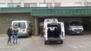 El violador murió en el Hospital Regional Ramón Carrillo el mismo día que fue puesto en prisión.