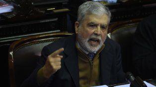 El exministro y actual diputado nacional Julio De Vido.