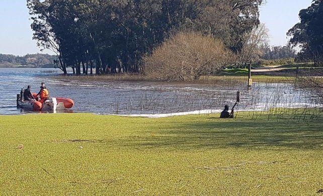 Hallaron ahogado a un kayakista en Mar del Plata