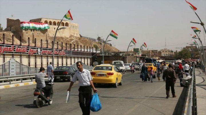 El Kurdistán iraquí votó por su independencia