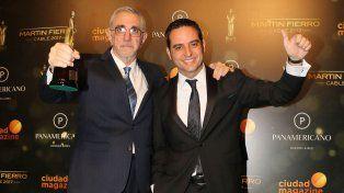 Soy Luna, Diego Latorre, TN y la Jaula de la Moda, los grandes ganadores de los Martín Fierro de Cable