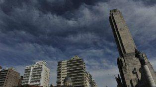 Cesó el alerta meteorológico por tormentas fuertes para Rosario y la región