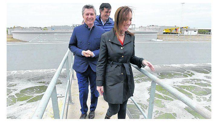 obras. Macri