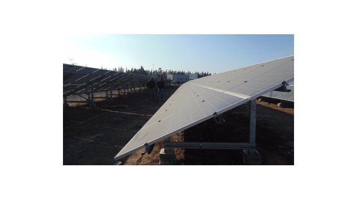propuestas. Los proyectos de energía solar ocuparon el primer lugar con un potencial de 78 megavatios