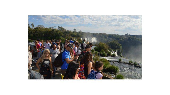 turismo. Las Cataratas