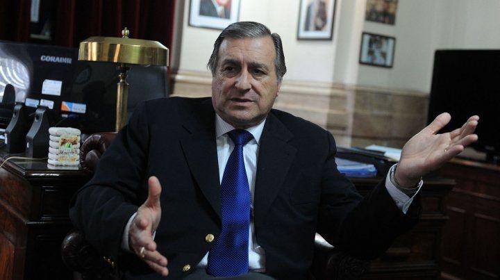 Rozas renunció a la presidencia del interbloque de Cambiemos molesto por el trato del gobierno