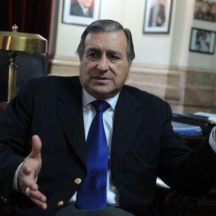 rozas renuncio a la presidencia del interbloque de cambiemos molesto por el trato del gobierno