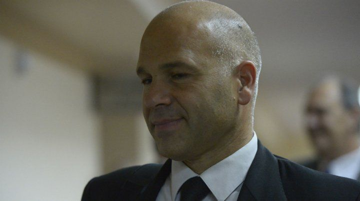 El fiscal Covani lleva adelante la acusación.