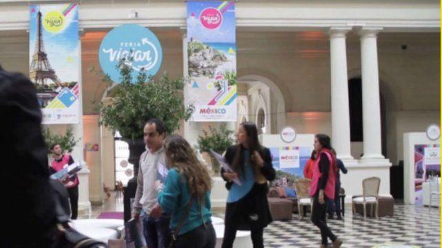 Llega a La Plata la segunda edición de la gran feria de turismo Viajar
