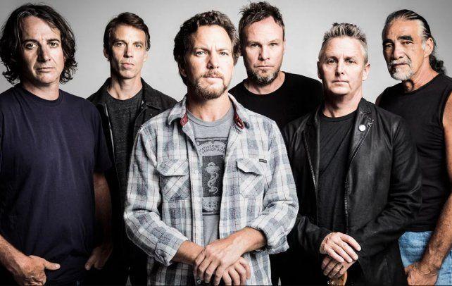 Pearl Jam lanza en vinilo el álbum acústico que grabó para la MTV.
