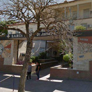 La víctima se encuentra internada en el hospital Jaime Ferré, de Rafaela.