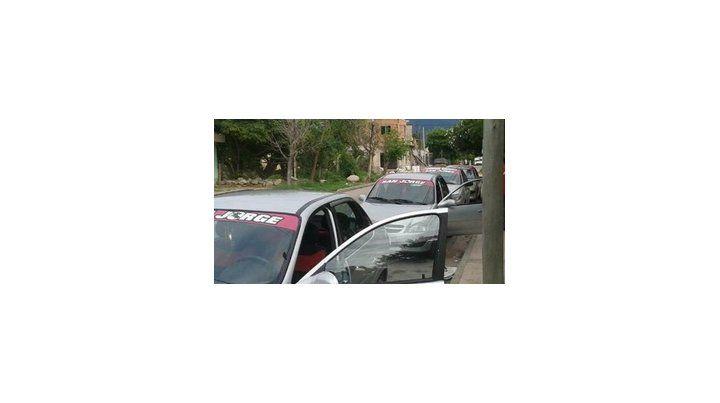 San Jorge. El 26 de julio se llevaron un remís de plaza San Martín tras un robo.