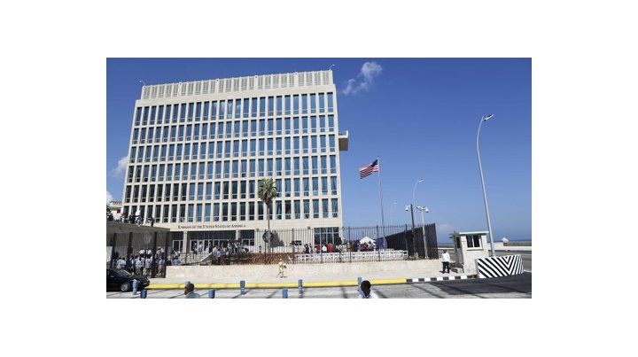 Misterio. La embajada de EEUU en La Habana resultó afectada por el dispositivo sónico de origen desconocido