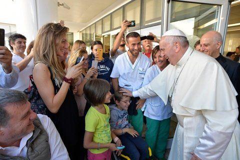 El Papa Argentino. Francisco visitará Chile entre el 15 y el 18 de enero.