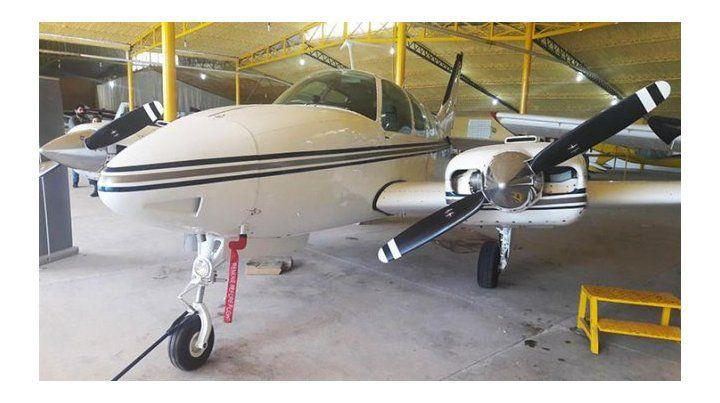 Un avión, un helicóptero, dos barcos, armas, autos y millones de pesos, lo secuestrado a Medina