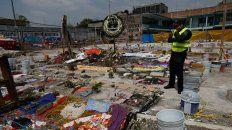El presidente Peña Nieto difundió un cálculo preliminar y manifestó que las evaluaciones de daños continúan, especialmente en la Ciudad de México.