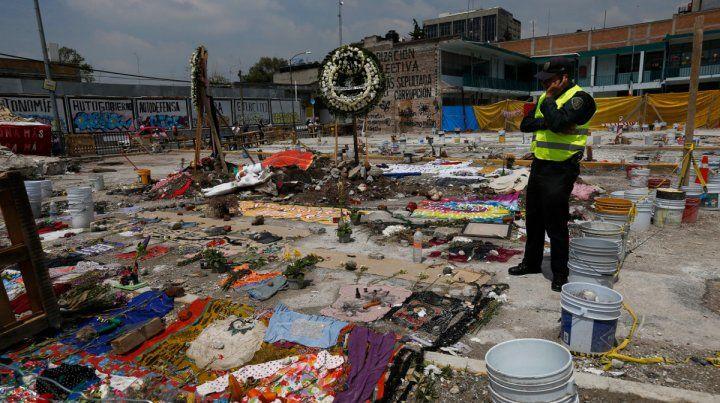 El presidente Peña Nieto difundió un cálculo preliminar y manifestó que las evaluaciones de daños continúan