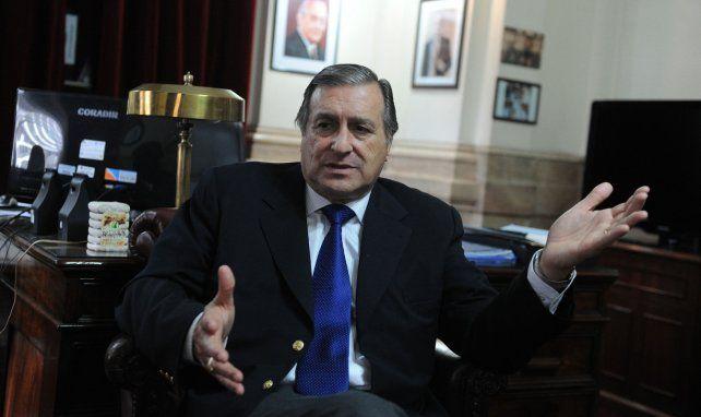 El chaqueño Ángel Rozas seguirá siendo presidente de la UCR.