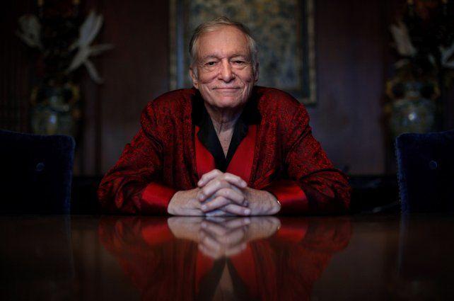 Las frases destacadas que dejó Hugh Hefner, el fundador de Playboy