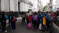 fuerte apoyo a las sanciones a los padres de los alumnos que hacen amenazas de bomba