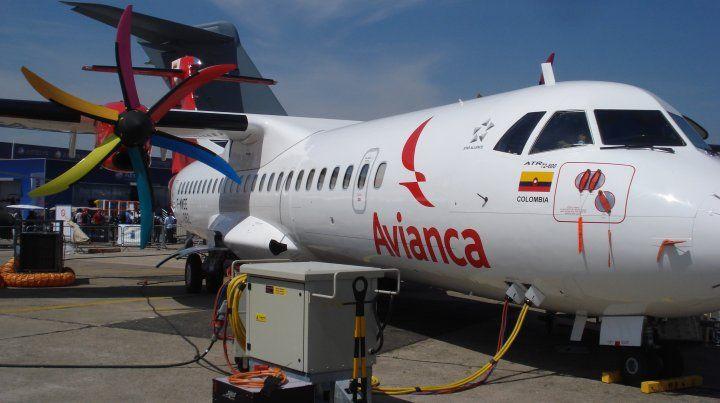 Las aeronaves ATR 72 prestarán servicio entre Fisherton y Aeroparque.