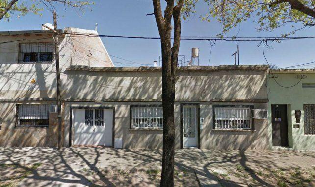 La entradera fue perpetrada en una vivienda de Saavedra al 1600.