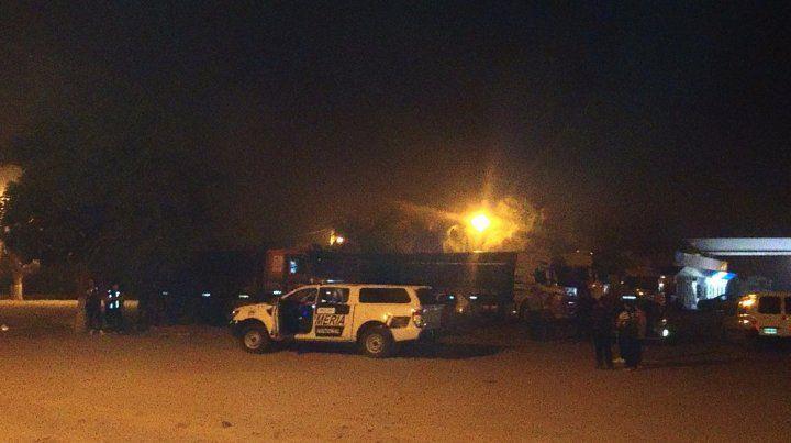 Gendarmería rescató a una menor víctima de trata y detuvo a dos hombres