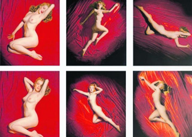 Marilyn Monroe. El símbolo sexual se erigió en un ícono de Playboy.