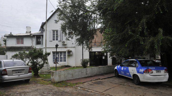 El violento incidente ocurrió en jurisdicción de la seccional 10ª.