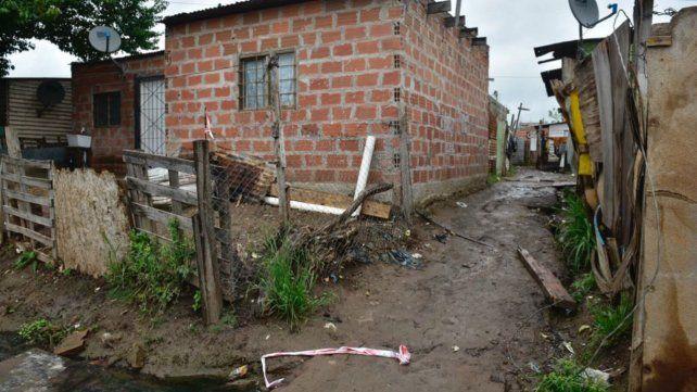 La vivienda de Garibaildi al 6300
