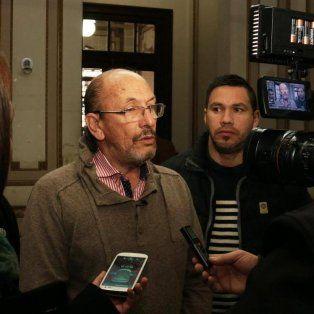 El dirigente de la Uocra Rosario Carlos Vergara fue designado interventor de la seccional de La Plata.