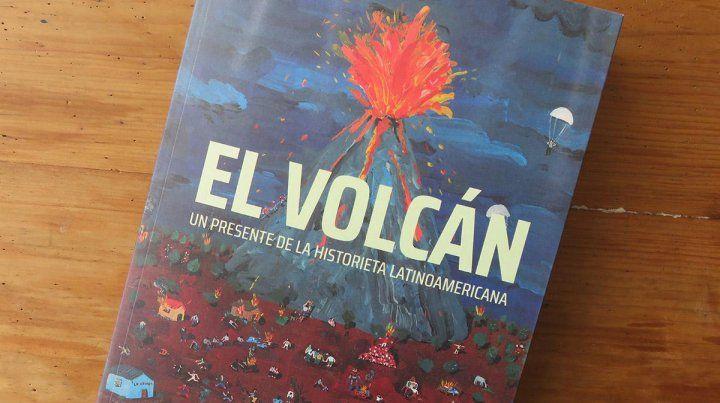 Con la potencia de un volcán