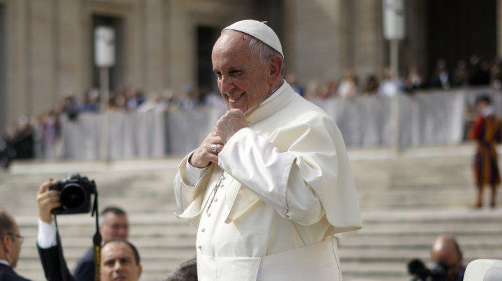 El Vaticano confirmó que el Papa Francisco no vendrá a la Argentina en 2018