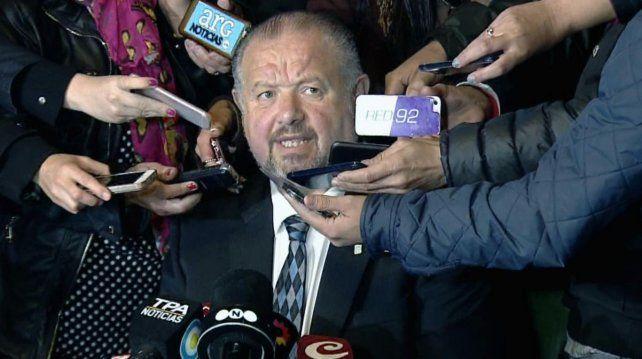 El rector del Colegio Nacional Buenos Aires