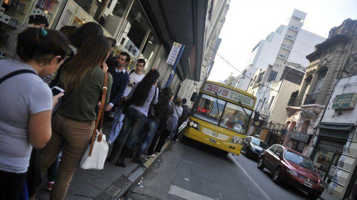 Rosario Bus. La única firma privada del sistema es la que más deficiencias presenta.