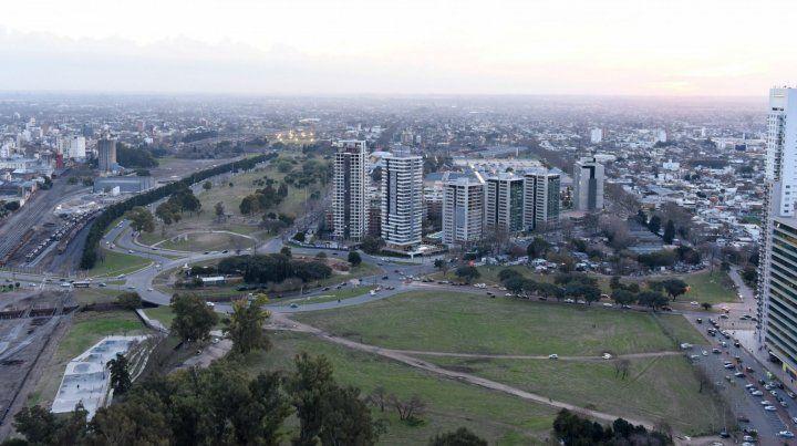 En litigio judicial. En el predio a urbanizar actualmente viven 70 familias de manera informal.