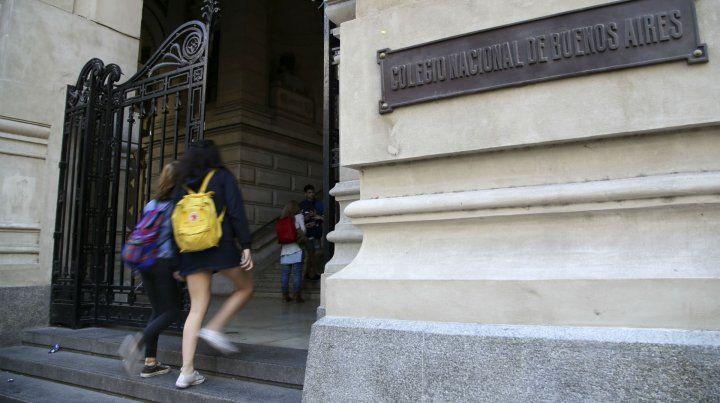 Colegio Nacional Buenos Aires. El abuso denunciado habría ocurrido hace dos semanas