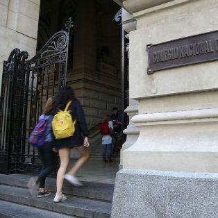 Colegio Nacional Buenos Aires. El abuso denunciado habría ocurrido hace dos semanas, durante la toma.