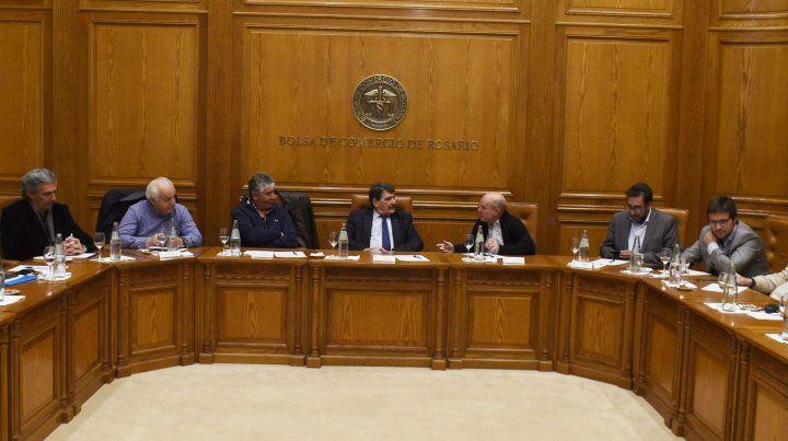 Cónclave. El encuentro contó con una amplia participación.