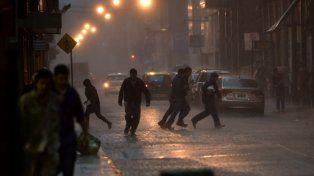 Renovaron el alerta por tormentas fuertes para Rosario y el sur y centro de Santa Fe