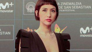 Sofía Gala se llevó la Concha de Plata a la mejor actriz en San Sebastián por Alanis
