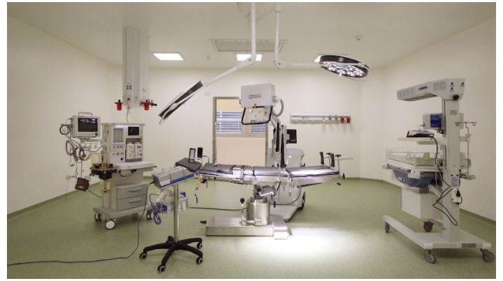 Lifschitz: Con este hospital modelo volvemos a ser la provincia invencible de Santa Fe