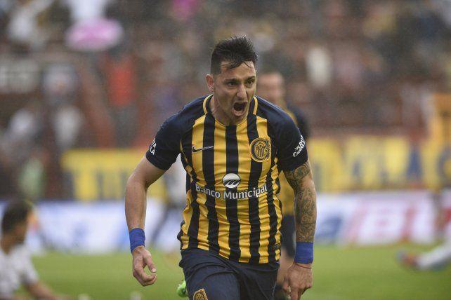 Zampedri volvió a marcar y se convirtió en el goleador del canalla en el torneo