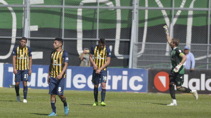 Central no aprovechó la ventaja y sufrió una dolorosa derrota ante San Martín por 3 a 1